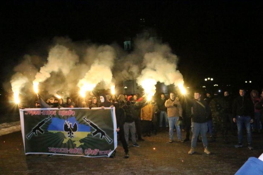 Марш за легализацию оружия собрал в Чернигове около 200 человек, фото-27