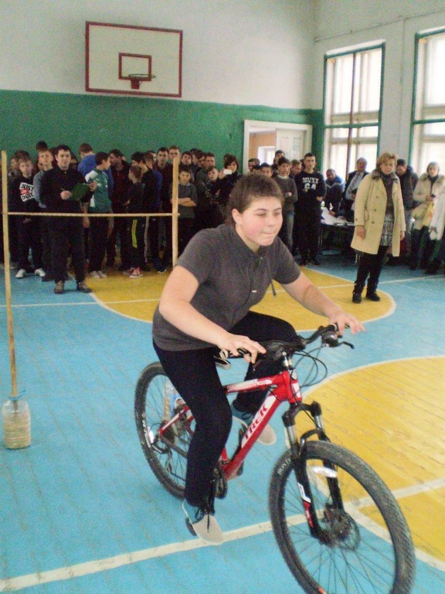 Результати шкільної туріади: велотуризм та в'язання вузлів, фото-3