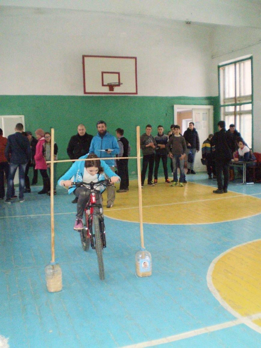 Результати шкільної туріади: велотуризм та в'язання вузлів, фото-1