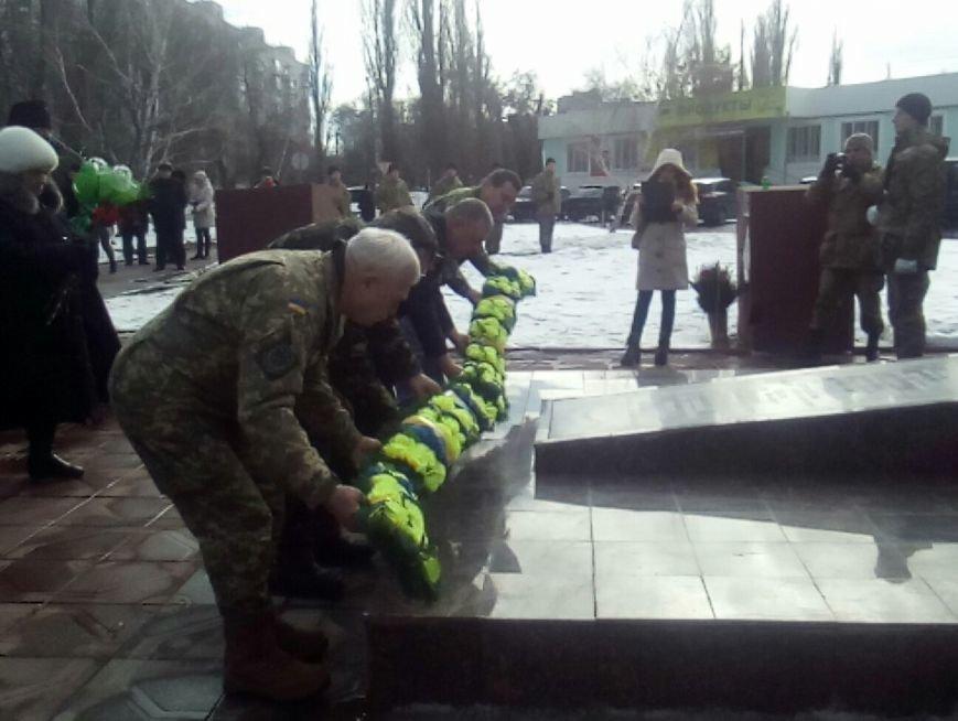 Новомосковск 0569 гирлянда