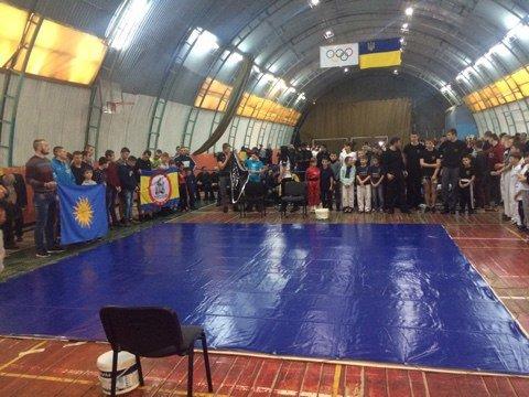 Відкритий обласний турнір з кікбоксингу WAKO в боротьбі за кубок Гладіаторів, фото-1
