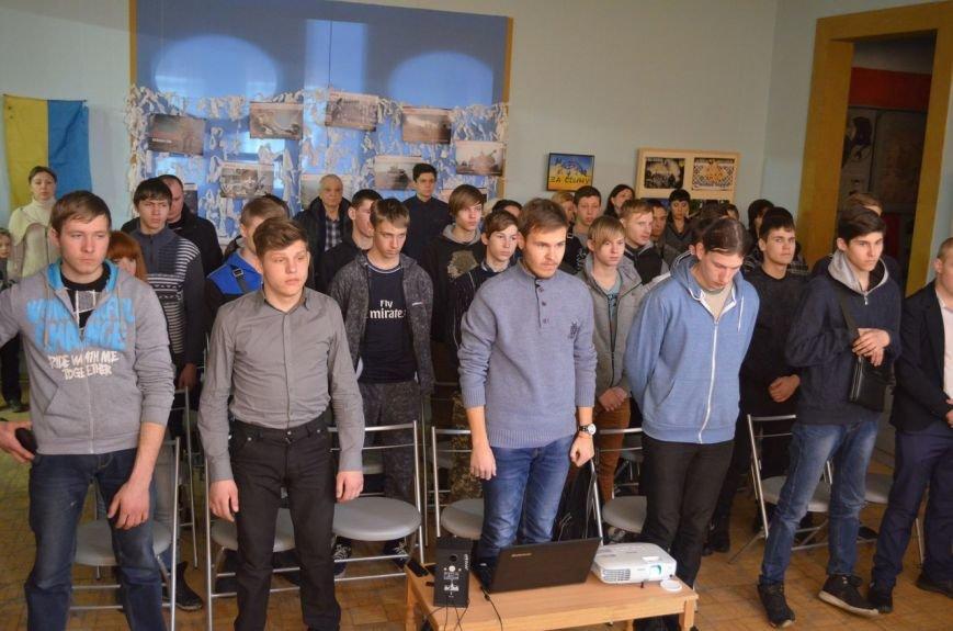 В музее показали особенный фильм о Героях Небесной Сотни, фото-5