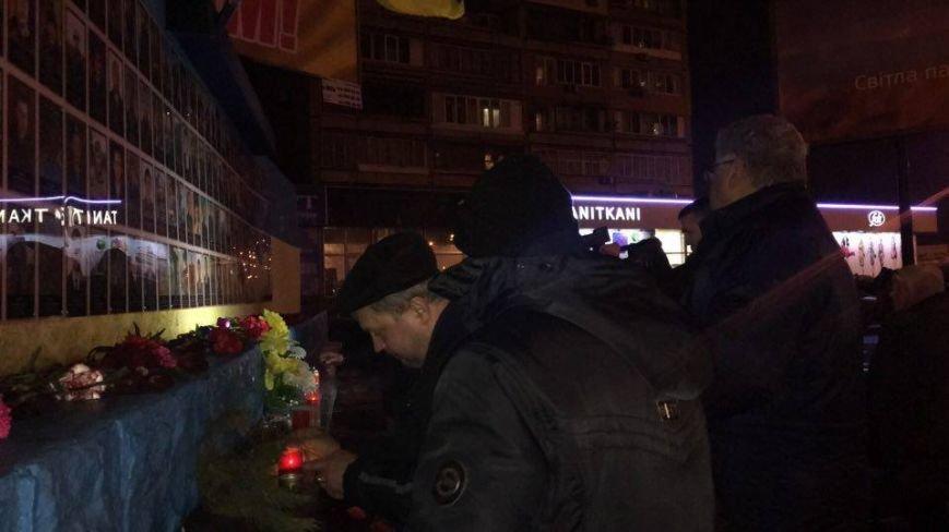 От Евромайдана до Революции достоинства, - криворожане вспомнили историчесике дни и почтили память Героев (ФОТО), фото-13