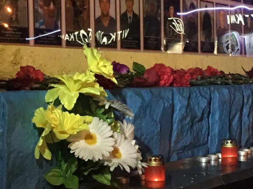 От Евромайдана до Революции достоинства, - криворожане вспомнили историчесике дни и почтили память Героев (ФОТО), фото-6