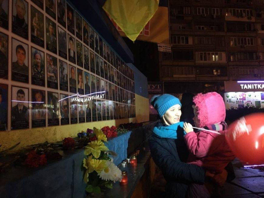От Евромайдана до Революции достоинства, - криворожане вспомнили историчесике дни и почтили память Героев (ФОТО), фото-3