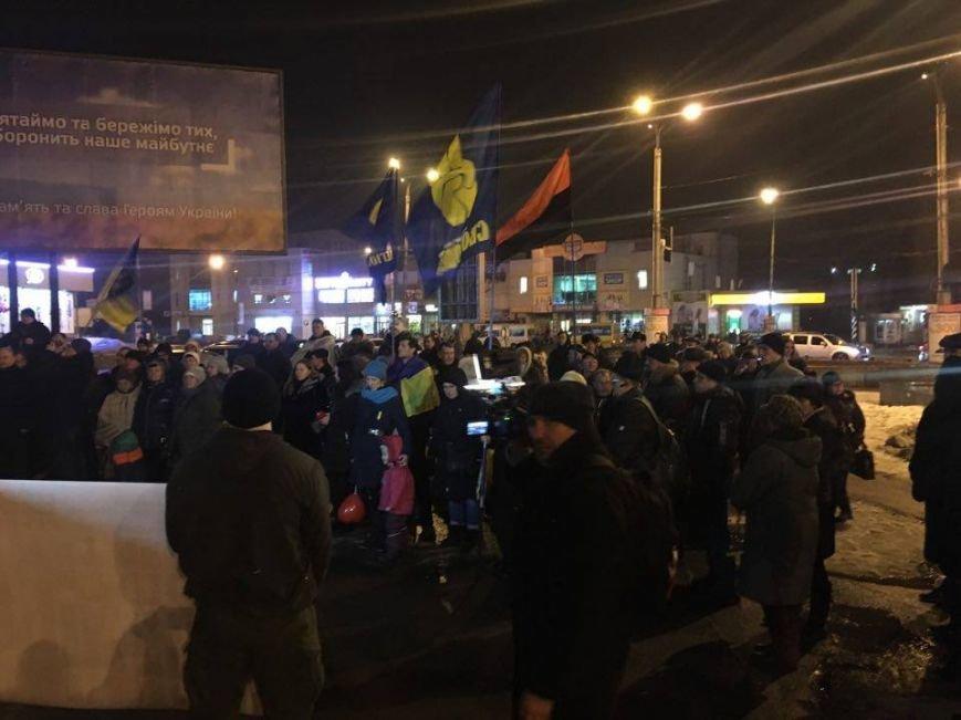От Евромайдана до Революции достоинства, - криворожане вспомнили историчесике дни и почтили память Героев (ФОТО), фото-10
