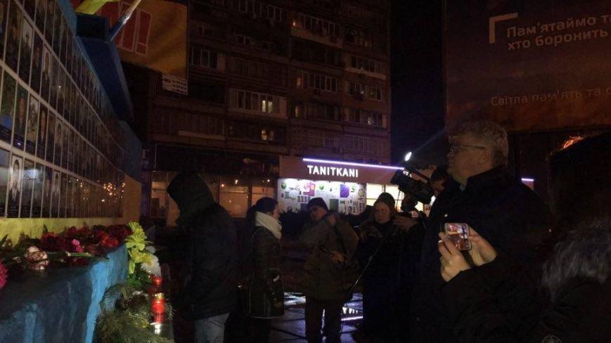 От Евромайдана до Революции достоинства, - криворожане вспомнили историчесике дни и почтили память Героев (ФОТО), фото-7