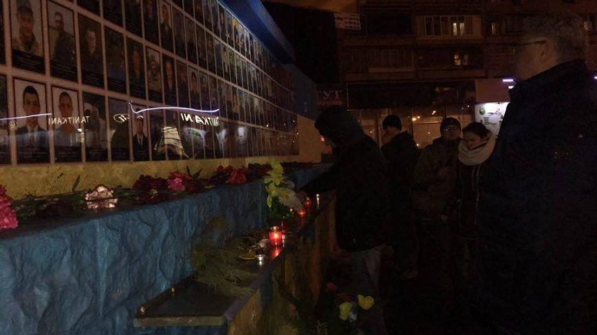 От Евромайдана до Революции достоинства, - криворожане вспомнили историчесике дни и почтили память Героев (ФОТО), фото-2