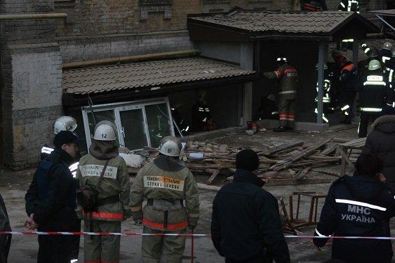 Материалы по делу обвала дома на ул. Хмельницкого направлены в суд, фото-1