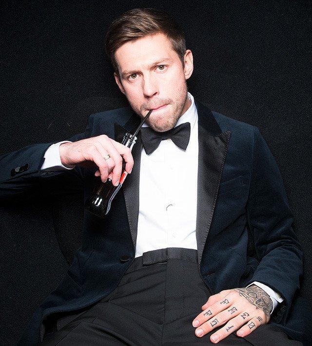 Саратовский футболист стал самым стильным мужчиной года, фото-1