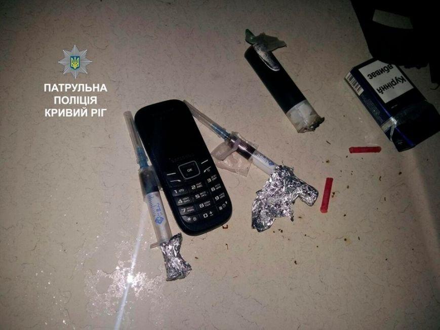 Криворожанин в наркотическом опьянении катался по ночному городу и нарушал ПДД (ФОТО), фото-2