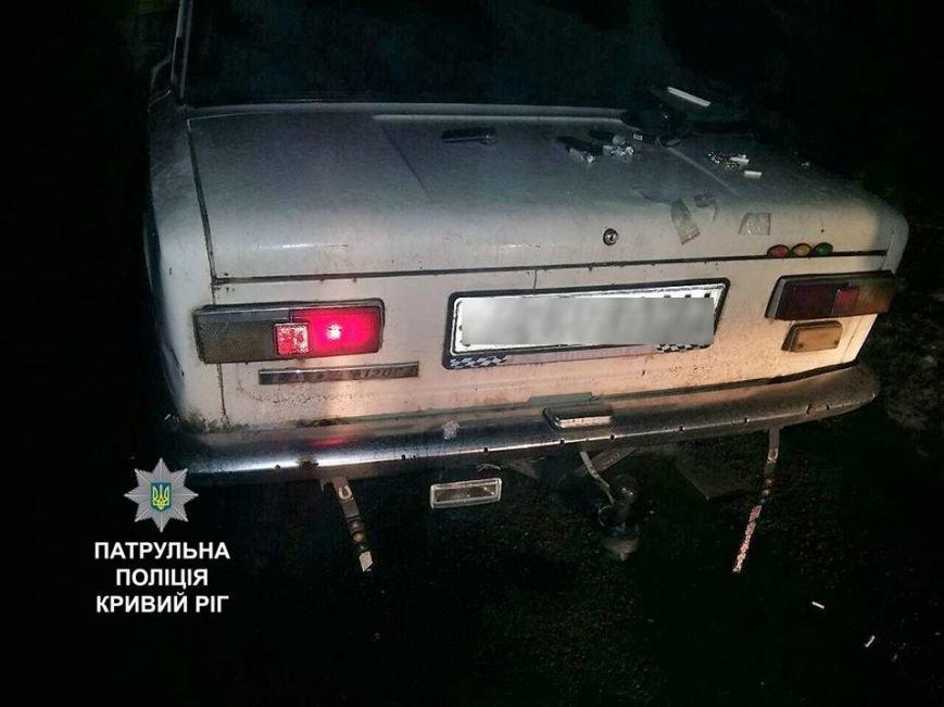 Криворожанин в наркотическом опьянении катался по ночному городу и нарушал ПДД (ФОТО), фото-3