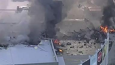 Крушение самолета в Австралии: выживших нет, фото-1