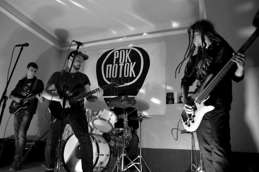 В Херсоне состоялся фестиваль авторской музыки «Рок-поток» (фото), фото-1