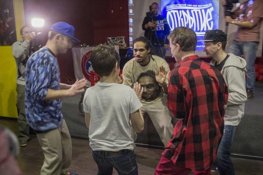 Make some noise! В Белгороде прошёл международный хип-хоп фестиваль с гостями из Америки, фото-2