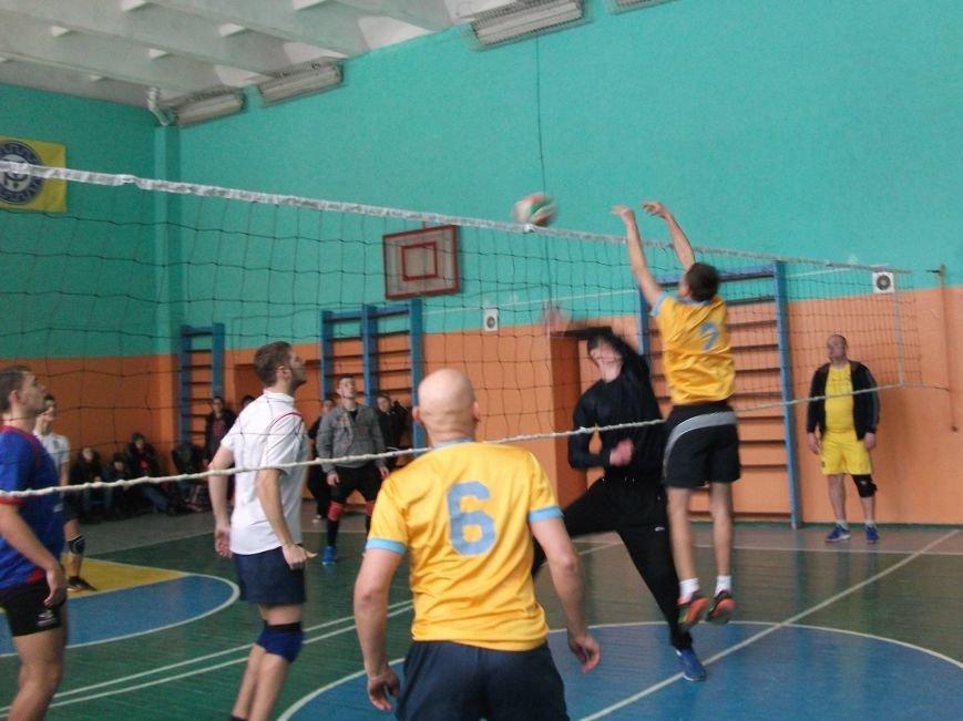 В Каменском прошел областной турнир по волейболу, фото-1