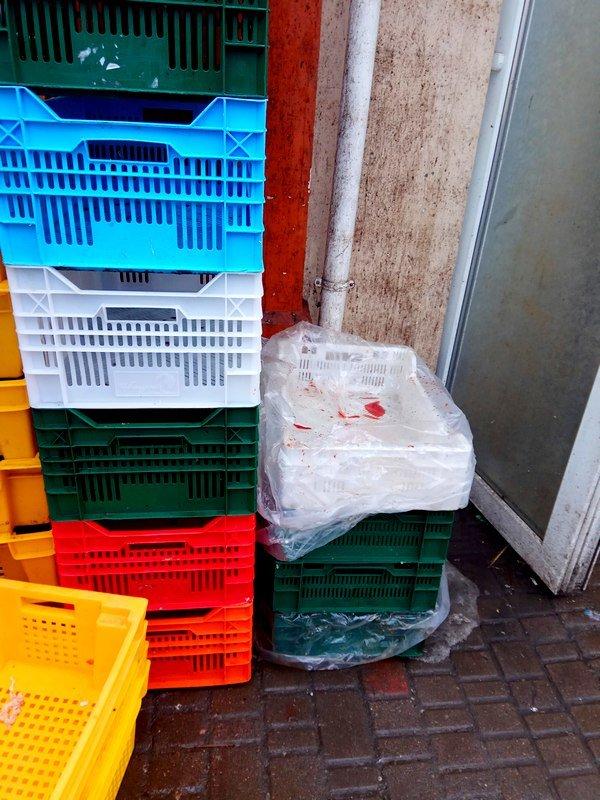 """Что мы едим: Особенности доставки мяса на одесском """"Привозе"""" (ФОТО), фото-4"""