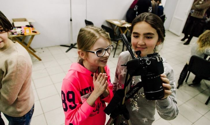 Дети Донбасса сами сняли мультфильмы о добре, любви и мире., фото-4
