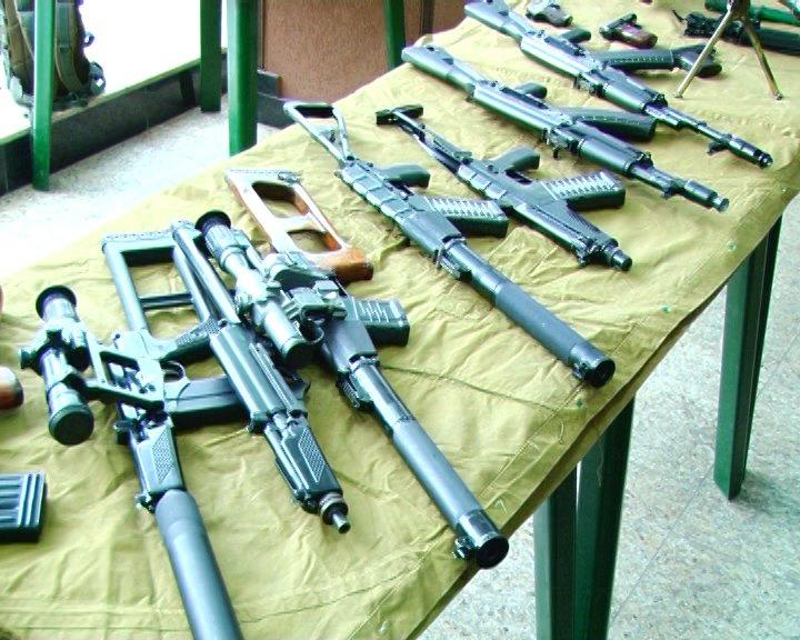 Оружие 7