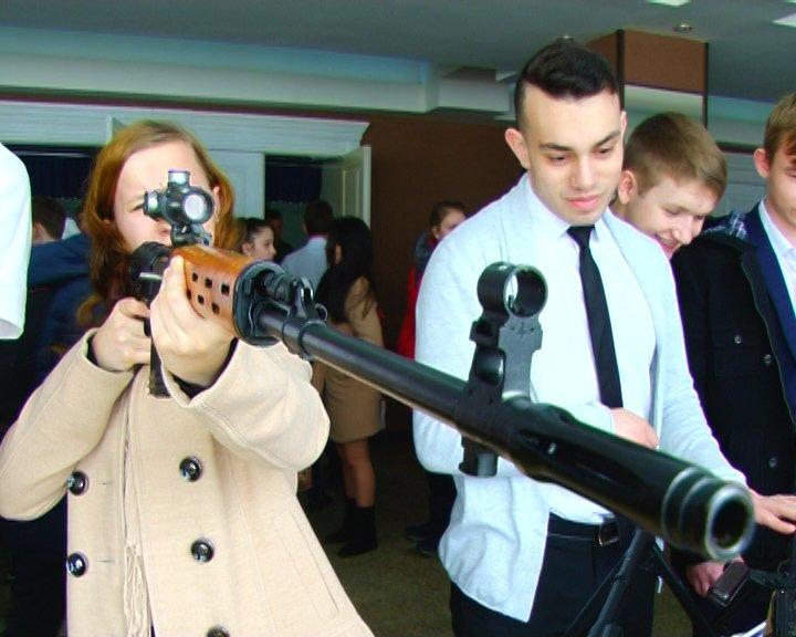 Оружие 4