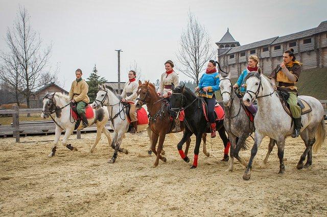 Киевлян приглашают на празднование Масленицы, фото-2