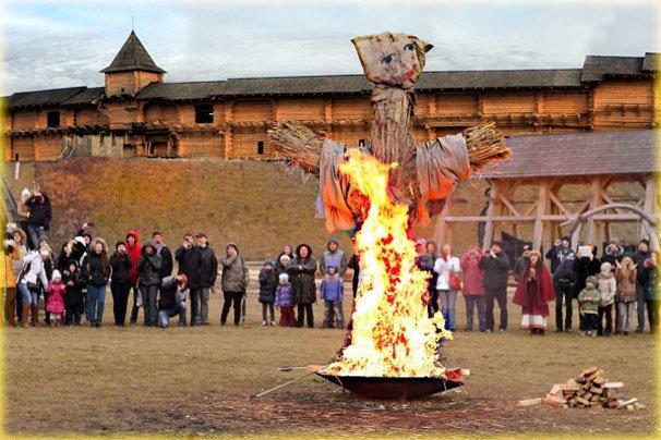 Киевлян приглашают на празднование Масленицы, фото-1