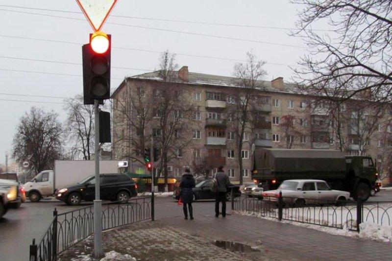 В Белгороде разведут потоки пешеходов и транспорта, фото-1