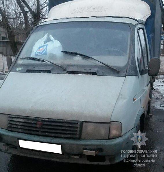 В Кривом Роге незаконно перевозили металлолом (ФОТО), фото-1