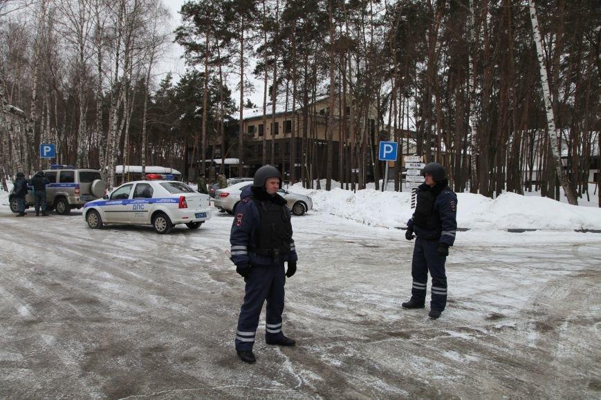 В ФСБ рассказали подробности учений в Сосновке, фото-1