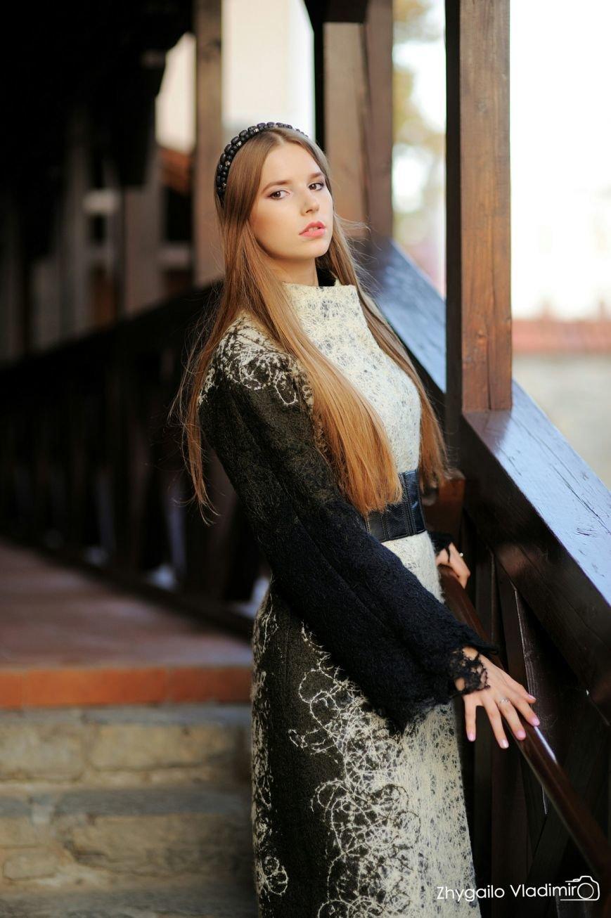 """Кам'янчанка пройшла у сотню найкращих шоу """"Супермодель по-українськи 4"""", фото-1"""