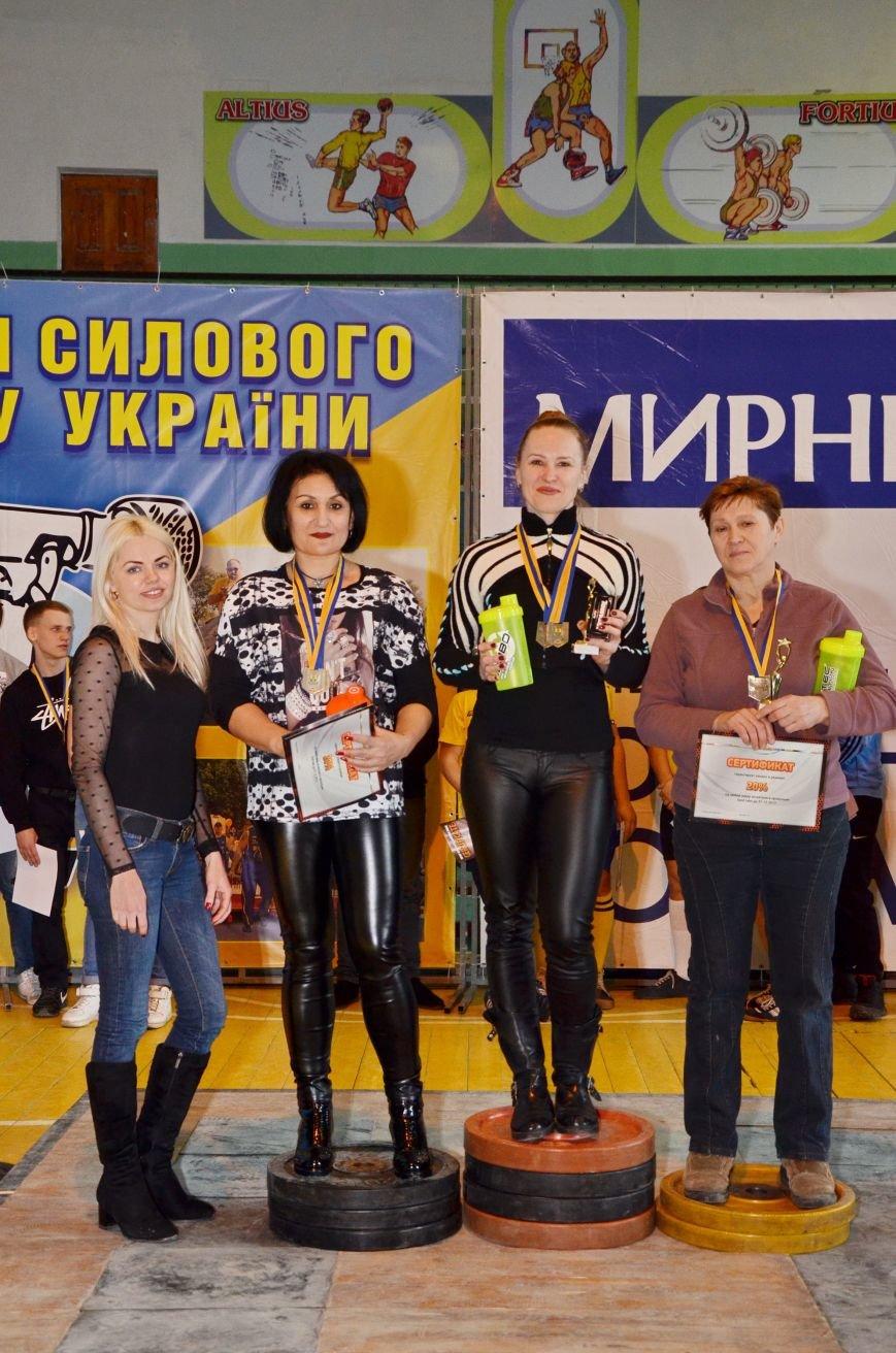 На турнире тяжелоатлеты справились с многотонными штангами, фото-2