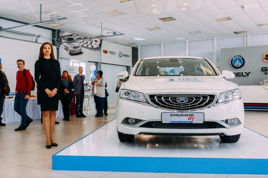 Ломая стереотипы. В Белгороде презентовали новый седан бизнес-класса Geely Emgrand GT, фото-2