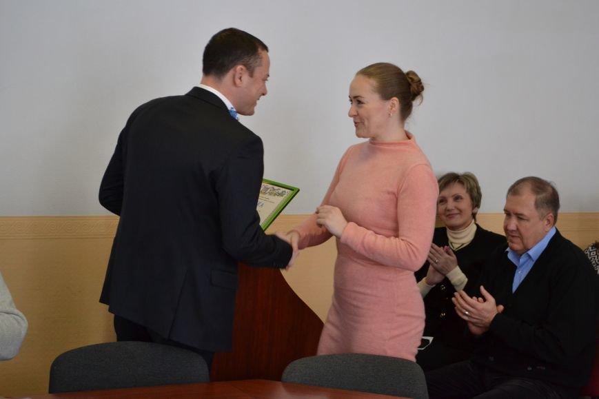 В Каменском горсовете вручили награды, фото-2