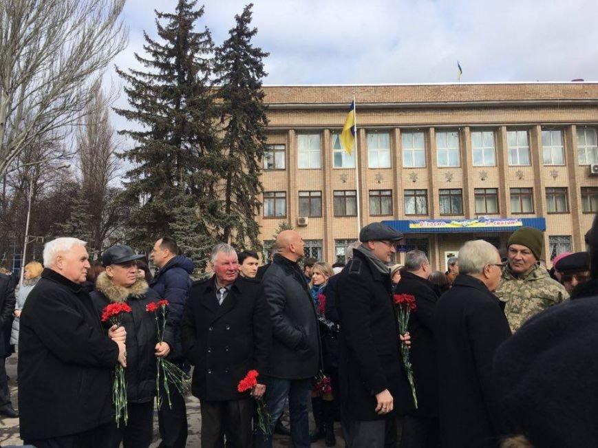Юрий Вилкул: Поздравляю вас с 73-й годовщиной освобождения нашего родного, любимого города от немецко-фашистских захватчиков (ФОТО), фото-6