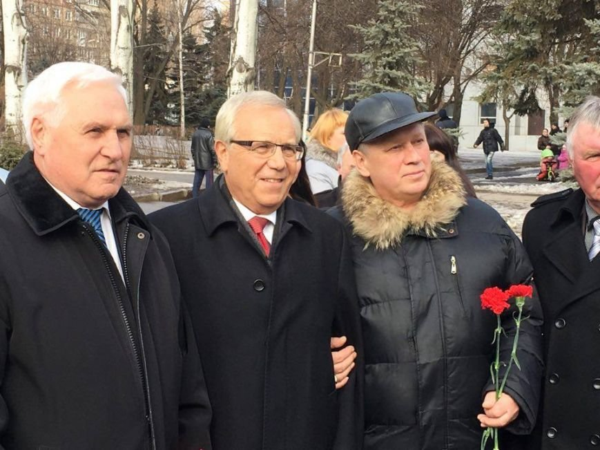 Юрий Вилкул: Поздравляю вас с 73-й годовщиной освобождения нашего родного, любимого города от немецко-фашистских захватчиков (ФОТО), фото-9