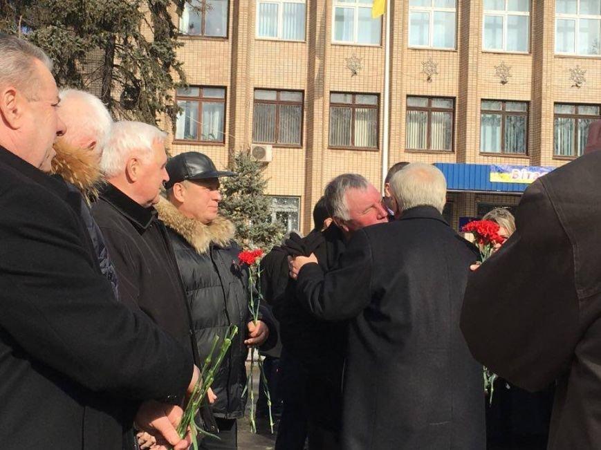 Юрий Вилкул: Поздравляю вас с 73-й годовщиной освобождения нашего родного, любимого города от немецко-фашистских захватчиков (ФОТО), фото-7