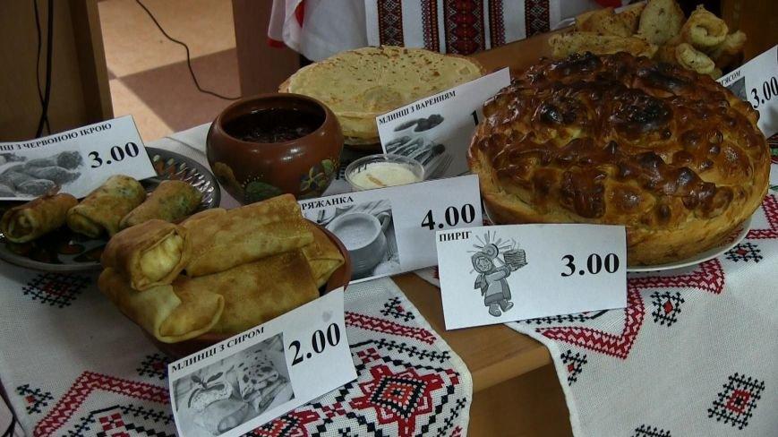 Благотворительная ярмарка в Бахмуте, фото-4