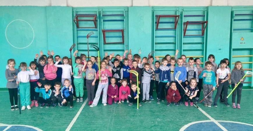 В Мелитополе школьники-флорболисты борются за поездку в Эстонию, фото-5