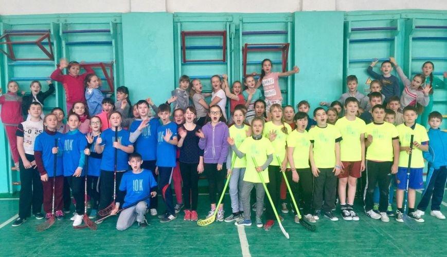 В Мелитополе школьники-флорболисты борются за поездку в Эстонию, фото-2