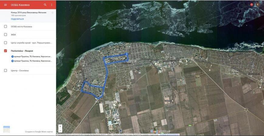 На Херсонщине создали интерактивную карту ОСМД, фото-1
