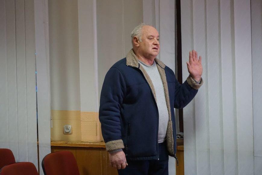 В Каменском горизбирком начал проверку документов по отзыву депутата горсовета Юрия Литвиненко, фото-7
