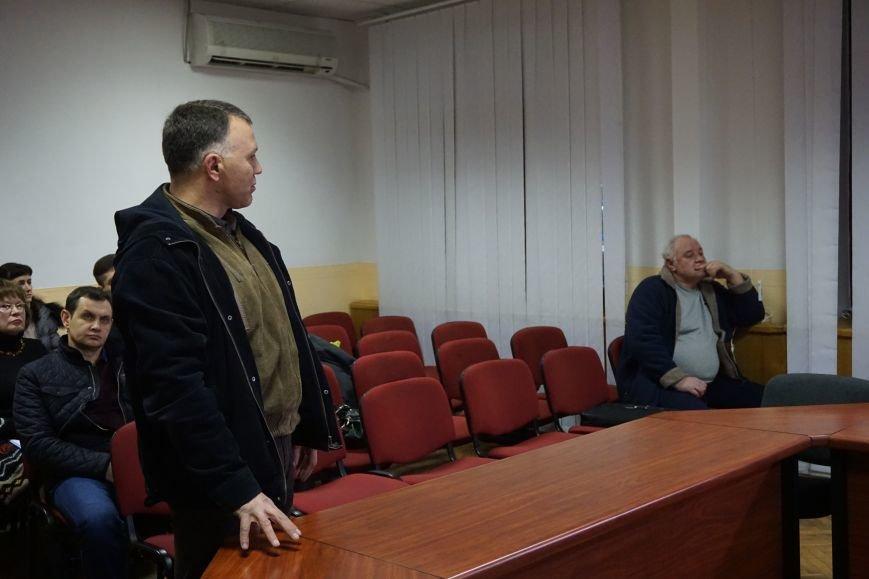 В Каменском горизбирком начал проверку документов по отзыву депутата горсовета Юрия Литвиненко, фото-6