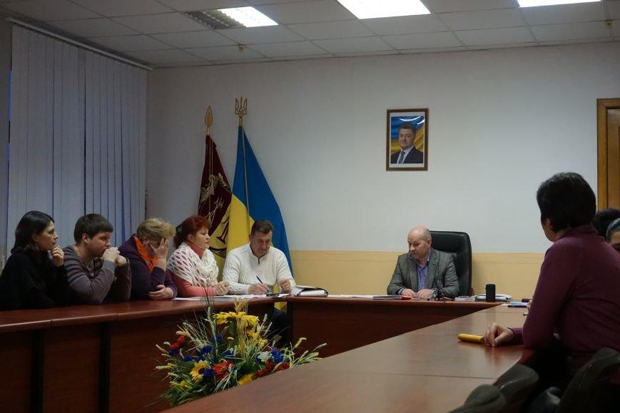 В Каменском горизбирком начал проверку документов по отзыву депутата горсовета Юрия Литвиненко, фото-1