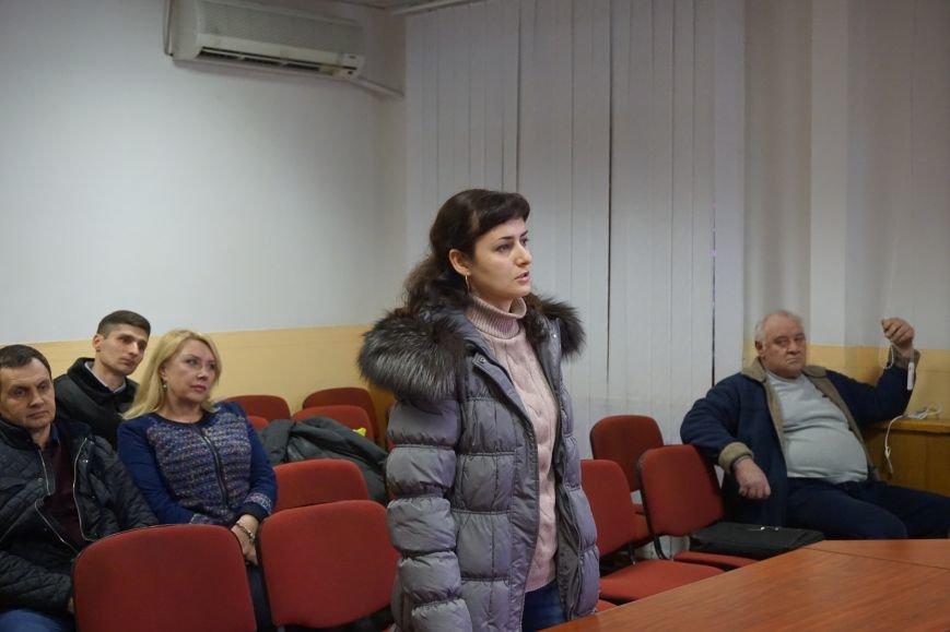 В Каменском горизбирком начал проверку документов по отзыву депутата горсовета Юрия Литвиненко, фото-4