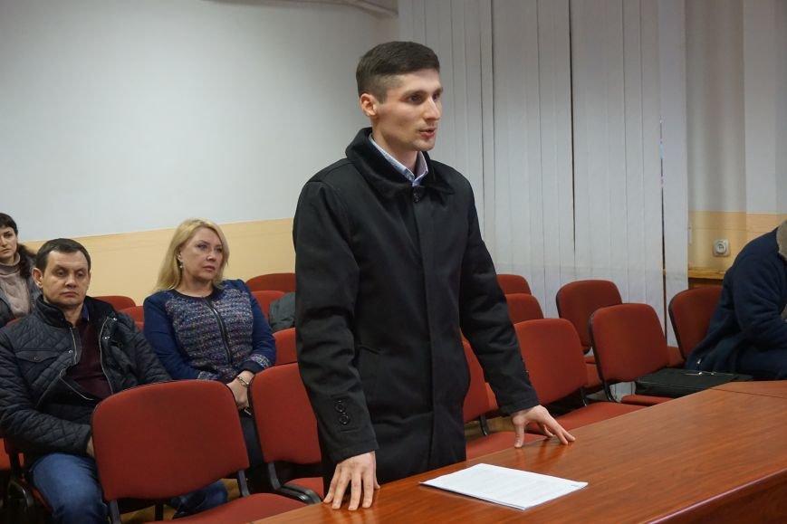 В Каменском горизбирком начал проверку документов по отзыву депутата горсовета Юрия Литвиненко, фото-5