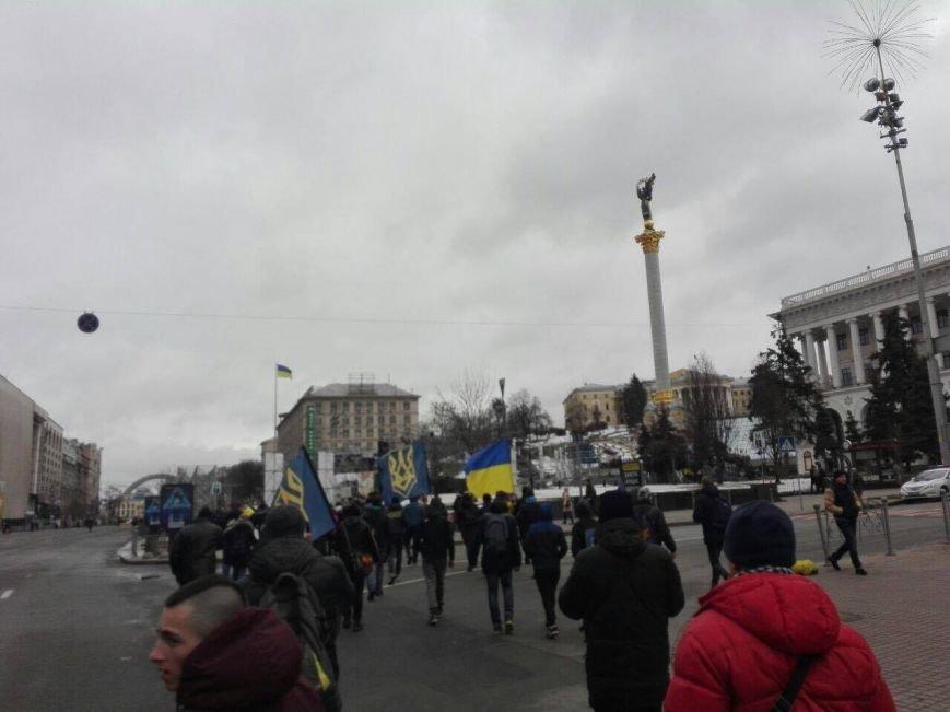 Криворожане присоединились к Маршу национального единства, где выдвинули ультиматум Президенту (ФОТО), фото-3