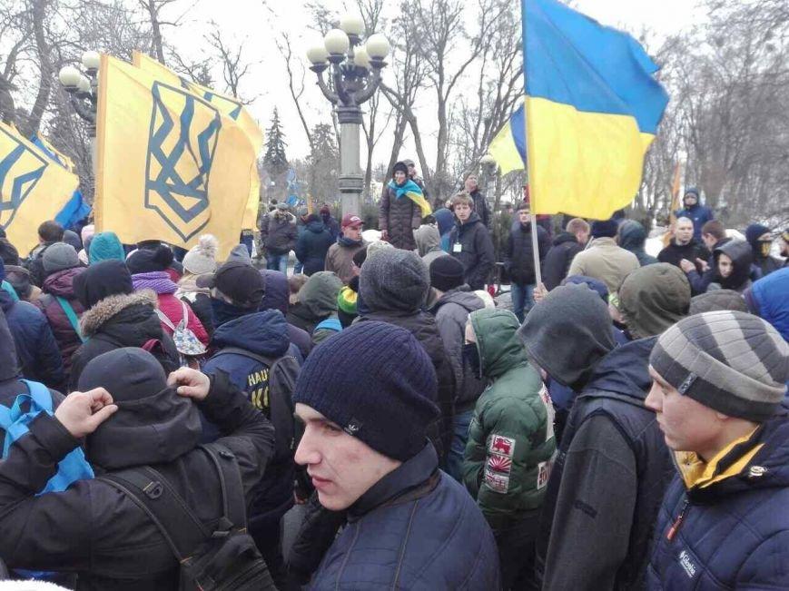 Криворожане присоединились к Маршу национального единства, где выдвинули ультиматум Президенту (ФОТО), фото-17