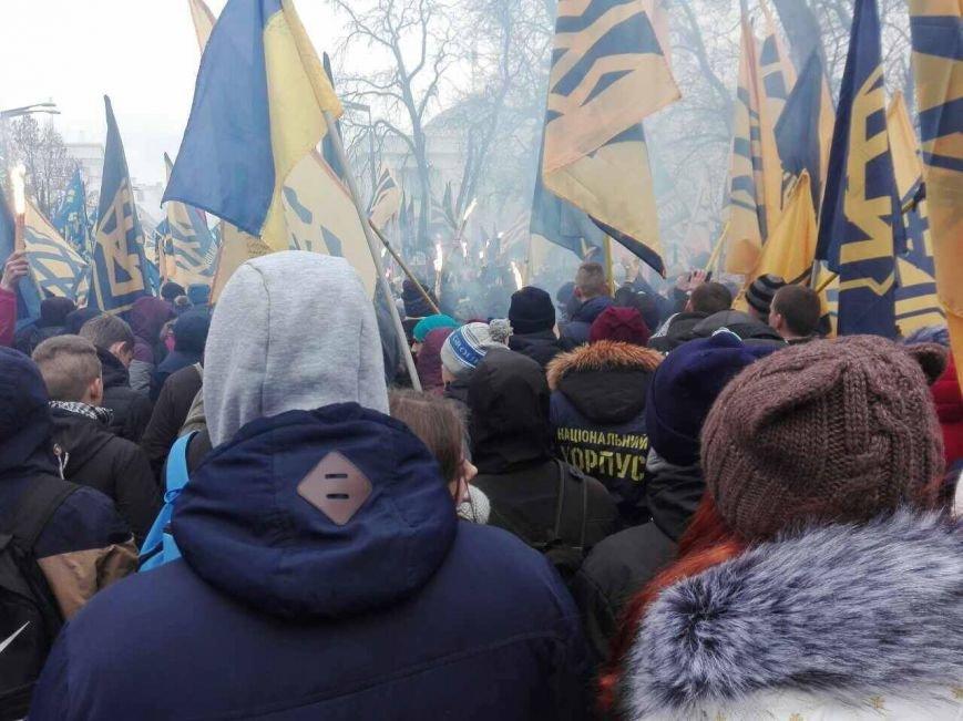 Криворожане присоединились к Маршу национального единства, где выдвинули ультиматум Президенту (ФОТО), фото-22