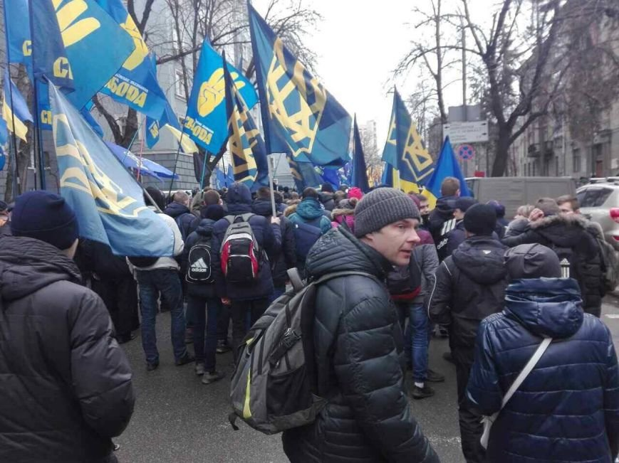 Криворожане присоединились к Маршу национального единства, где выдвинули ультиматум Президенту (ФОТО), фото-23