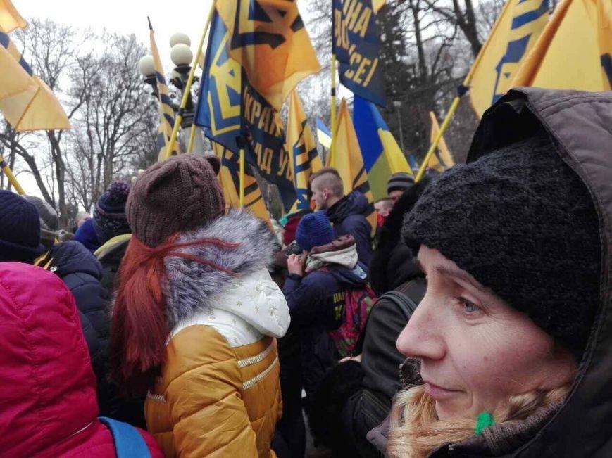 Криворожане присоединились к Маршу национального единства, где выдвинули ультиматум Президенту (ФОТО), фото-13
